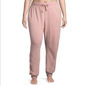 Pants - Women's Plus size Flirtitude active jogger -A47